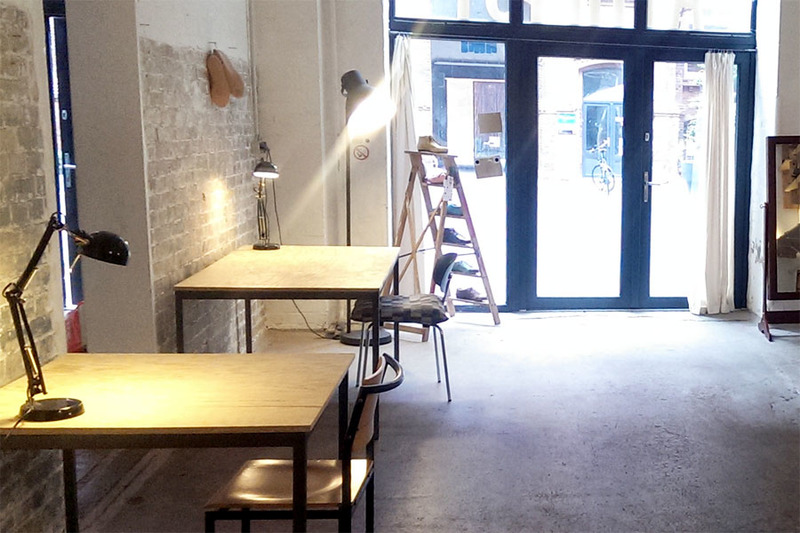 Beautiful Office Co Working Space In Kreuzberg Artconnect