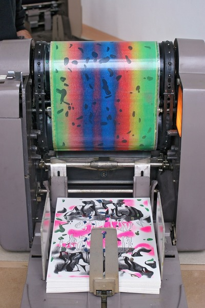 mimeograph printing workshop