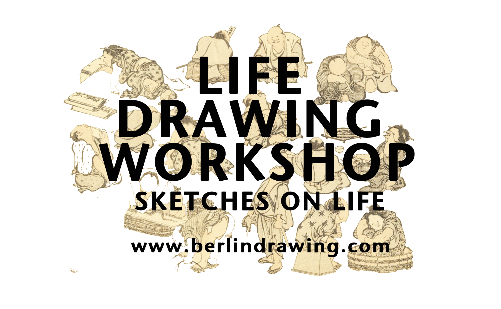 Life Drawing Workshop - sketches on life | ARTCONNECT