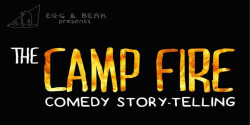 THE CAMPFIRE - COMEDY STORYTELLING - live @CCB | ARTCONNECT