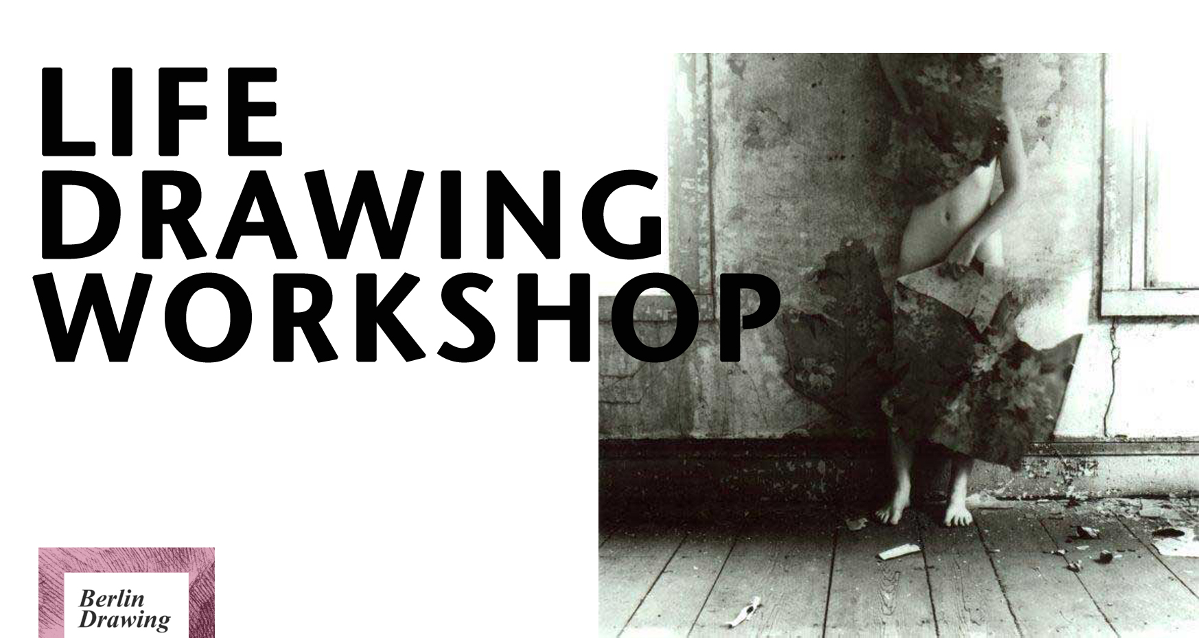 Life drawing workshop | ARTCONNECT