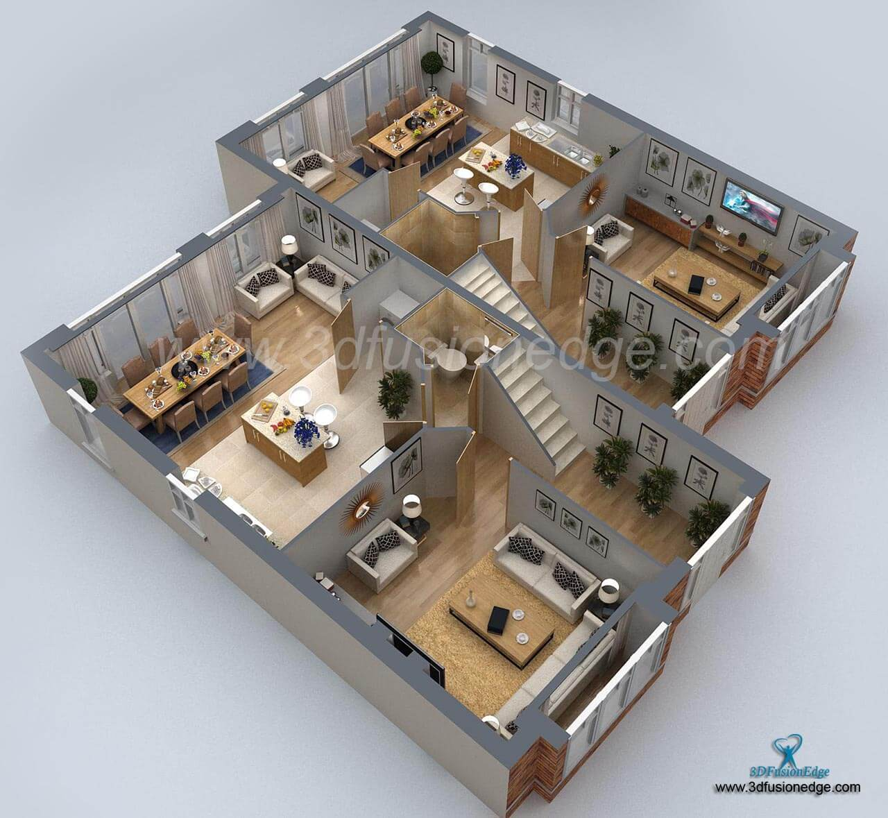 3d Home Floor Plan Design Artconnect