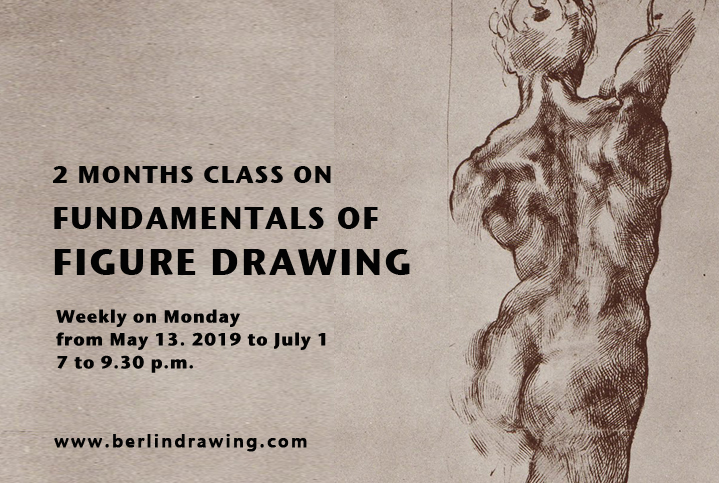 2 months class on fundamentals of figure drawing | ARTCONNECT