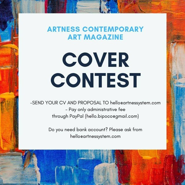 COVER CONTEST BY ARTNESS CONTEMPORARY | ARTCONNECT
