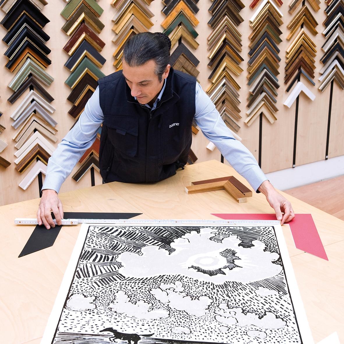 Job offer boesner berlin sucht kundenberater artconnect for Art director jobs berlin