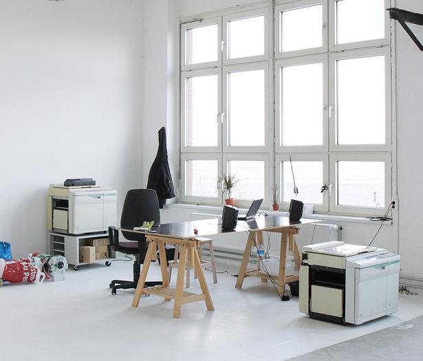 Shared Studio Loft at Tempelhofer Feld | ARTCONNECT